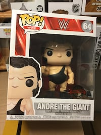 "Exclusive Funko WWE Andre the Giant 6"" Pop Figure Cambridge, N1P 1A8"
