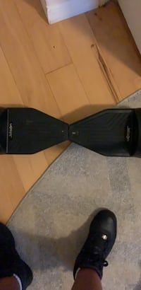 Jetson hoverboard with cart negotiable