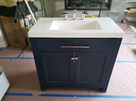 Royal Blue New Vanity
