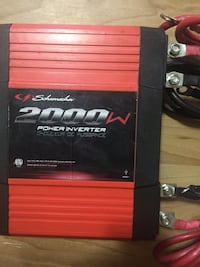 red and black Husky tool chest Calgary, T2A 6Y5