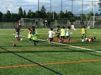 Coaching - free Soccer classes Surrey