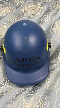 Fibre metal hard hat