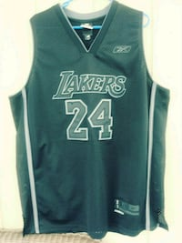 black and white Los Angeles Lakers 24 jersey Los Angeles, 90031