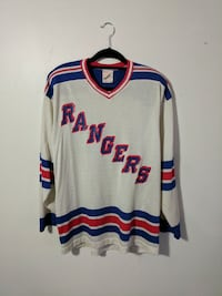 New York rangers vintage hockey jersey New Westminster, V3M