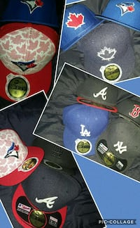 Kids fitteds -blue jays, atlanta, yankees, LA  Toronto, M6N 5A5