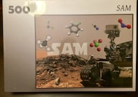 Cool puzzle of the SAM/Curiosity rover on Mars! New! Takoma Park, 20912