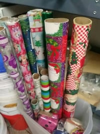 Gift wrapping paper variety Southfield, 48076
