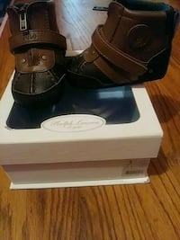 Infant Size 3 Ralph Lauren Boots Columbia, 29203