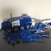 Soldier Playset Vehicles Tampa, 33626