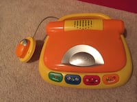 yellow and red Little Tikes toy 1 mi