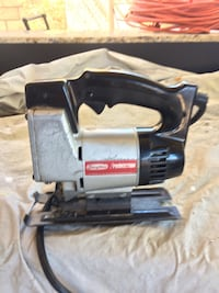 black and gray corded power tool Indio, 92201