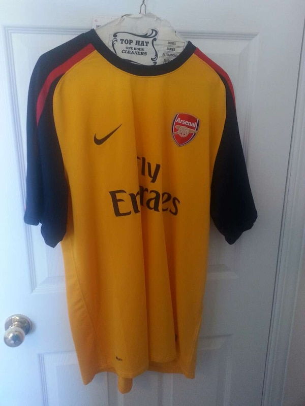 e1f1e543b Used Authentic Arsenal Jersey for sale in Waterloo - letgo