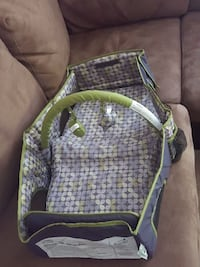 Summer infant mat with hanging toys.  Harwood, 20776