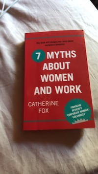 Myths about women and work Oakville, L6H 2L2