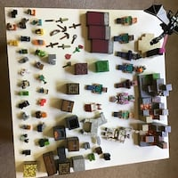 Tons of Minecraft Toys (pickup in Accokeek, MD only!) Accokeek, 20607
