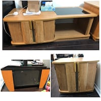 FREE for Pick Up: COFFEE TABLE, SIDE TABLE AND TV STAND Toronto, M1S 2Z9