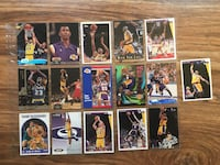 NBA RANDOM ASSORTMENT CARD COLLECTION LAKERS