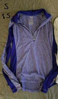 size small athletic shirt