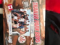 Trailer park boys game never opened if your a fan you want this Edmonton, T5A 4A8