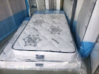 Brand new single mattress $140. The twin one $167. Delivery 30 Edmonton, T5A 4H3