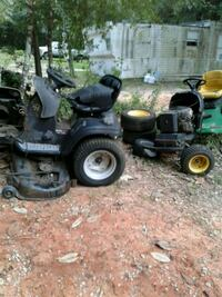 green and black ride on mower Saraland, 36571