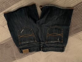 Abercrombie & Fitch Jean shorts size 26