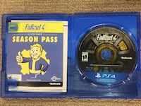 PS4 Fallout 4 - season pass included and never activated Salem, 01970