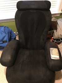 Sharper Image massage chair