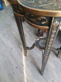 Antique chinwah side table  Brooklyn, 11210