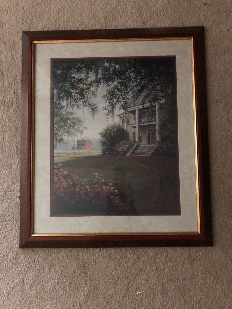 Home Interiors Framed Artwork & Used Home Interiors Framed Artwork for sale in Sicklerville - letgo