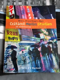 Critical Media Studies 2nd Edition Toronto, M1B 6B5