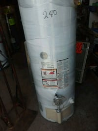 white and gray water heater Los Angeles, 90003