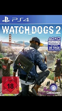 Sony PS4 Watchdogs 2 6505 km