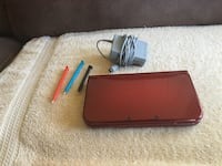 Nintendo 3ds XL plus Charger , 4gb memory card Like new  Carson, 90810