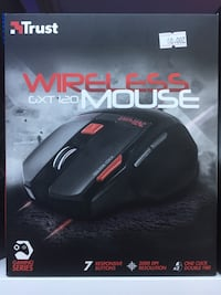 Rampage oyuncu mouse