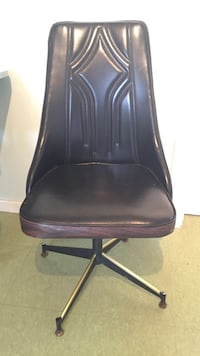 Vintage swivel chairs - $20 for all three Vancouver, V5M 1J2