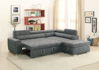 Brand new sectional sofa bed $999 $39 down no credit check financing  Massapequa