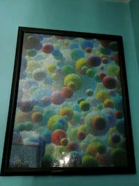 Framed Balloon Puzzle Bronx, 10455