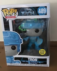 Pop! Disney Tron vinyl figure with pack York township, 17403