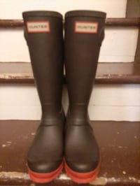 Hunter boots US Size 5  Toronto, M6H 3Y9