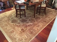 Beautiful fine weave oriental carpet Reston, 20194