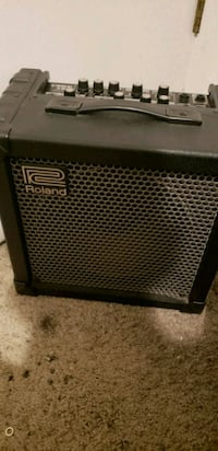 Modified roland cube 30 Riverside, 92504