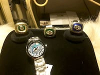 Dolphins Team fan. Watch or  Rings  Each 15$ Ladson, 29456