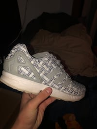 Adidas ZX Flux Reflective Size 11 Waterford, 12188