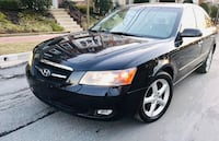 "2007 Hyundai Sonata '""Limited Edition ' Very Low Miles' No check Engine Light  College Park"
