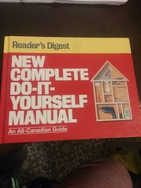 Reader's Digest DIY Hamilton