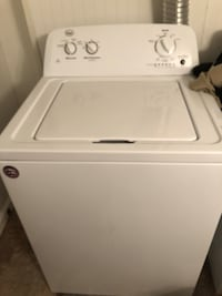 white top-load clothes washer 65 km