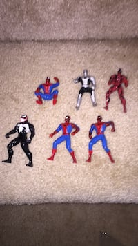 Metal Spiderman toys Damascus, 20872