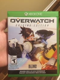Overwatch Xbox one  Dartmouth, B2X 2A2