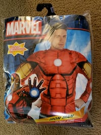 Adult Iron Man Costume Virginia Beach